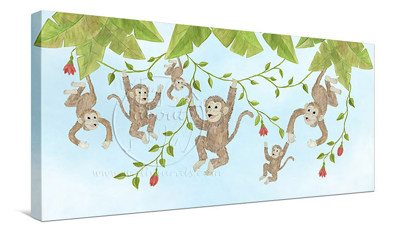 Wonderful Jungle Canvas Wall Art 790 x 490 · 74 kB · jpeg