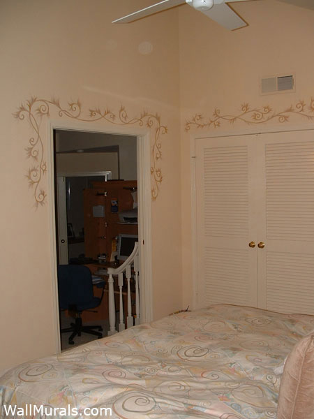 Master Bedroom Wall Murals By Colette Wall Murals In