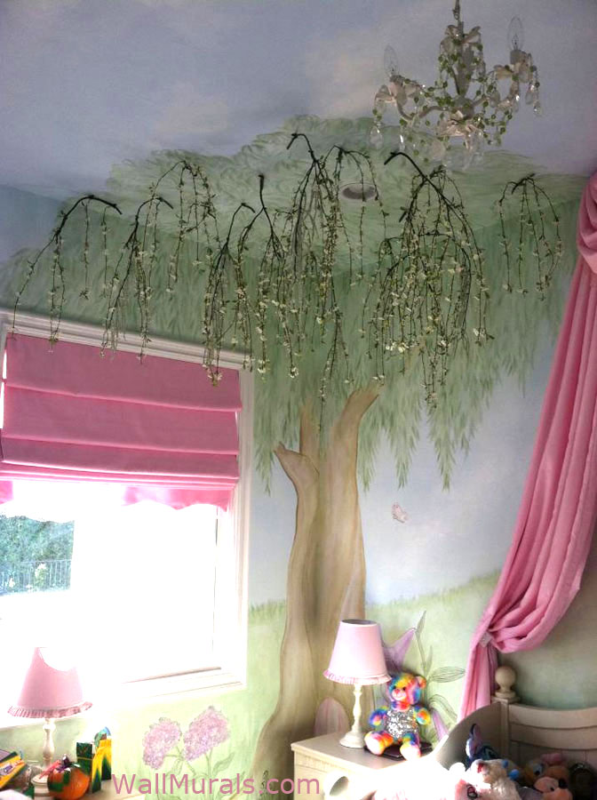 tree wall murals by colette tree paintings on walls tree wall murals by colette tree paintings on walls