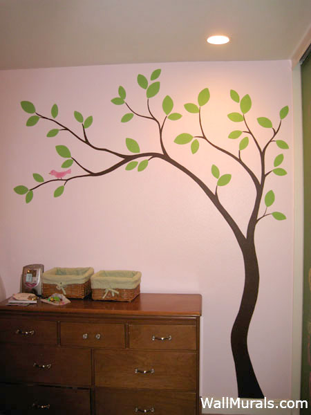 tree wall murals by colette tree paintings on walls decorating theme bedrooms maries manor tree murals