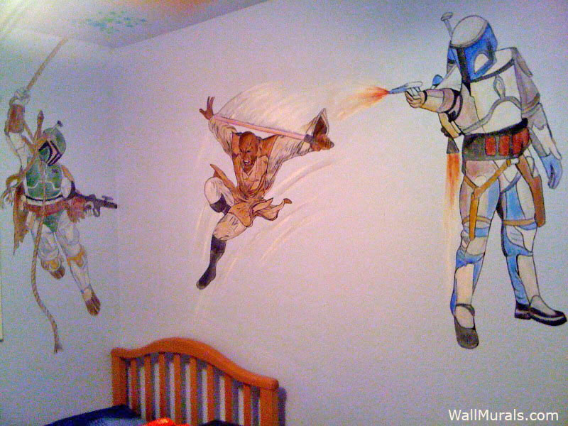 Custom wall art mural examples custom wall art mural for Examples of mural painting