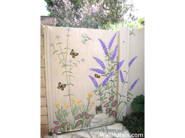 Outside wall murals outdoor mural examples for Examples of mural painting