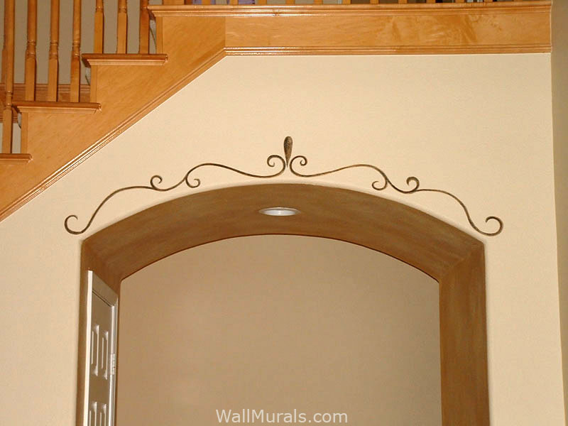 Painted Arch - Painted Archway