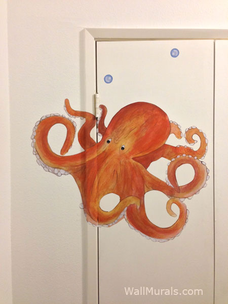 Octopus Wall Decals