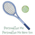 Personalized Tennis Gifts