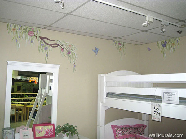 Diy wall murals do it yourself murals for Do it yourself wall mural