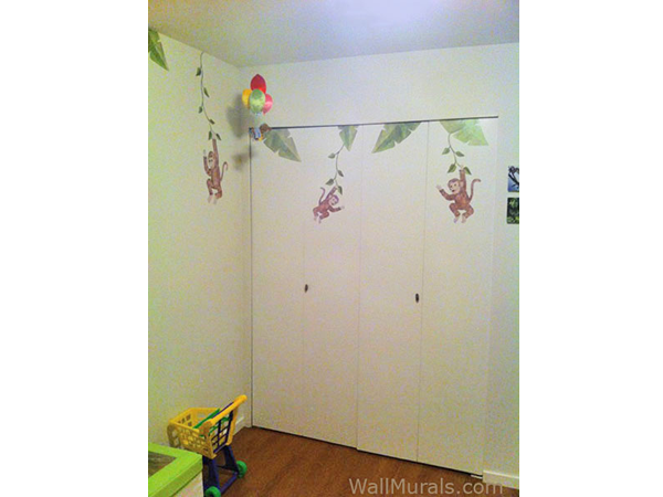 Diy wall murals do it yourself murals for Do it yourself wall