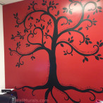 Tree of Life Wall Mural
