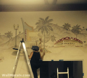 Wall Murals by Colette