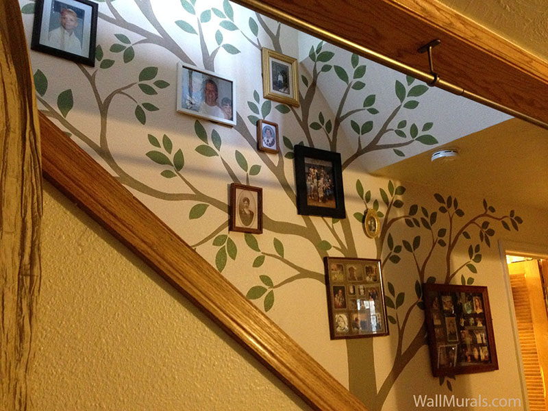 Family Tree Wall Mural