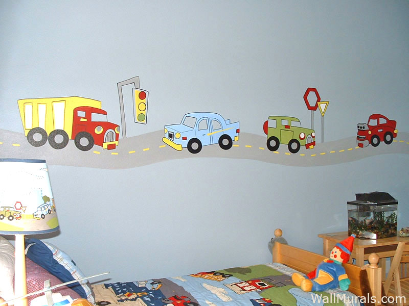 Transportation Wall Murals Examples Of Transportation