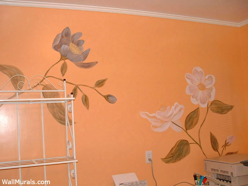 Business wall murals examples of wall murals painted in for Corporate mural