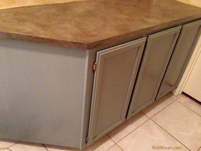 Painted Built-in Furniture