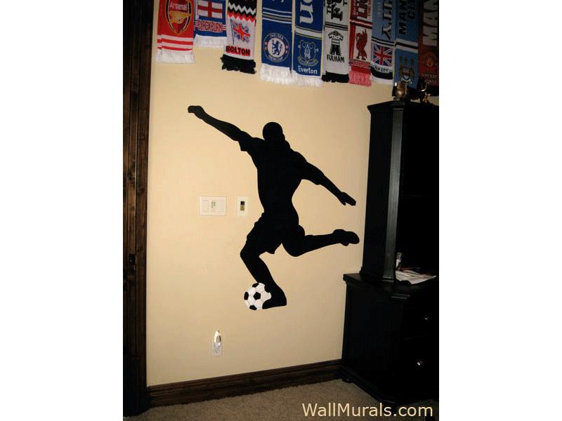 Soccer Mural
