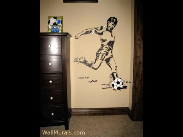 Soccer Wall Mural