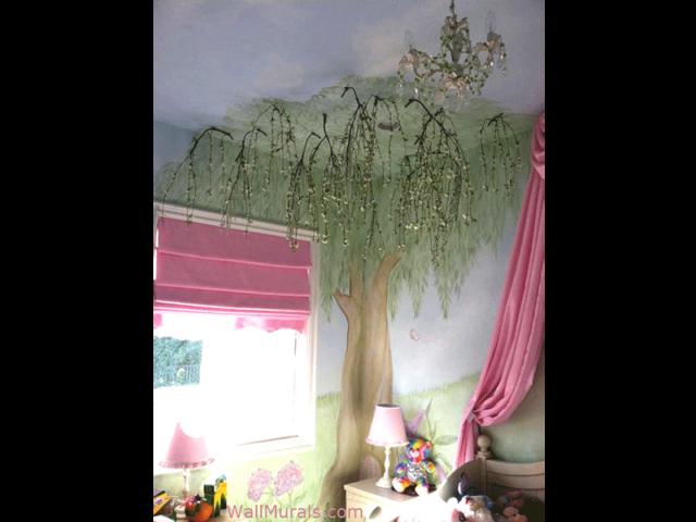 Enchanted Tree Wall Mural