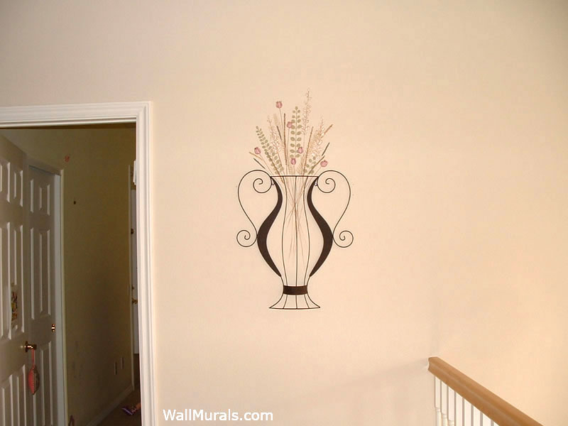 Hall Wall Mural