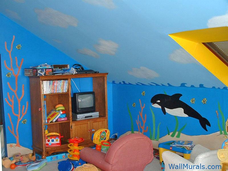 Wall Murals For Boys Boys Bedroom Paint Ideas Wall