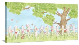 Daisy Dazzle - Canvas Wall Art