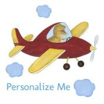 Personalized Airplane Gifts