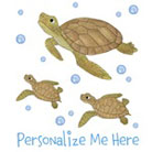 Personalized Sea Turtle Gifts