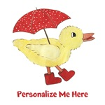Personalized Duck Gifts
