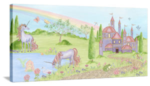 Rainbow Magic - Canvas Wall Art