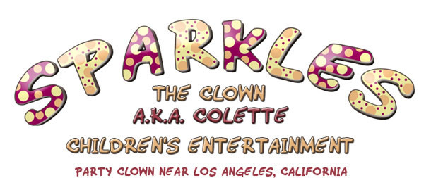 Sparkles the Clown - in Los Angeles, CA