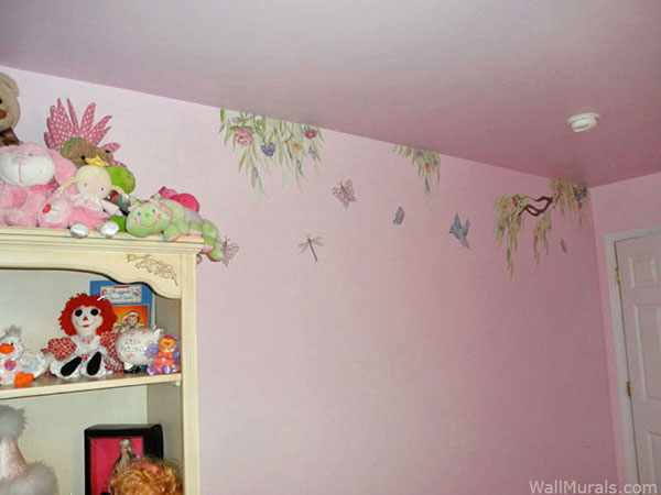 diy wall murals do it yourself murals for kids