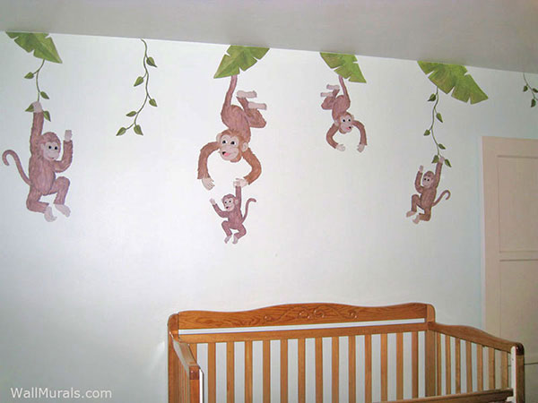 Diy wall murals do it yourself murals for kids page for Do it yourself wall mural