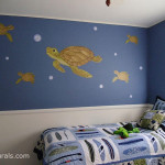 Wall Decals - Installed