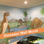 Dinosaur Mural Video