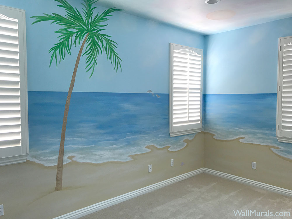 Room With Ocean View Painting
